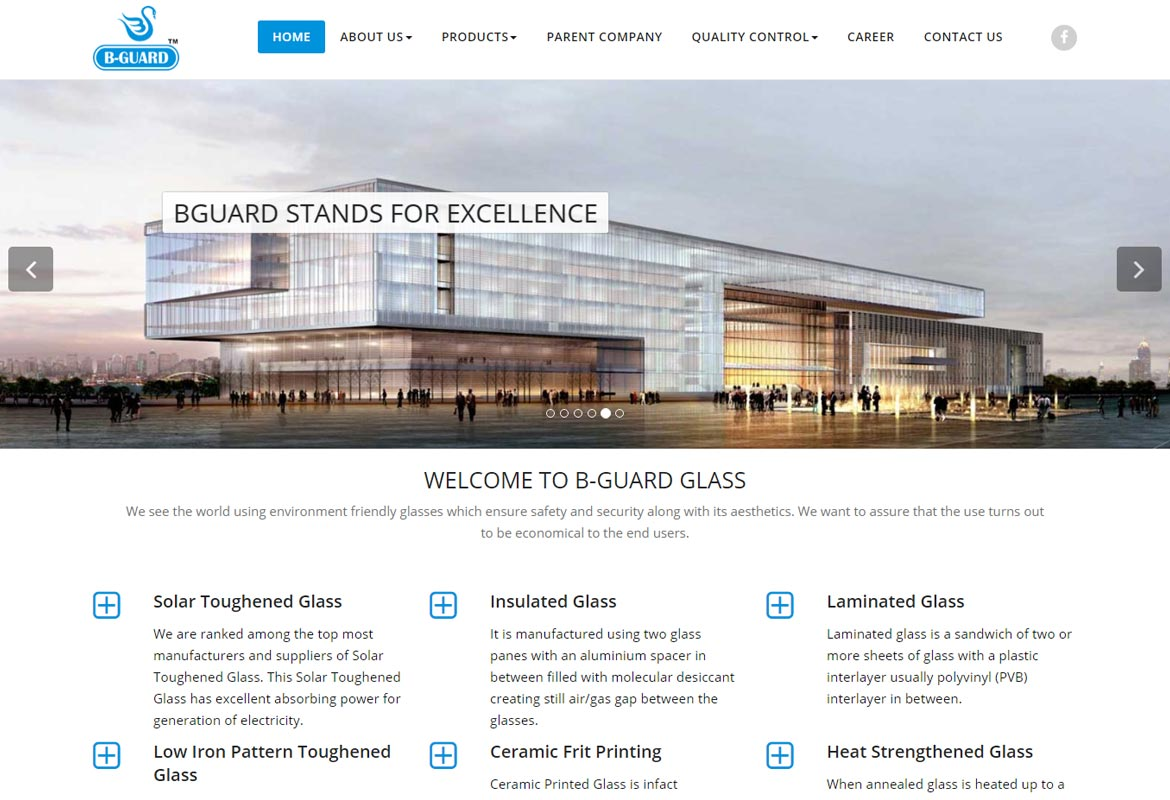 B-Guard Glass