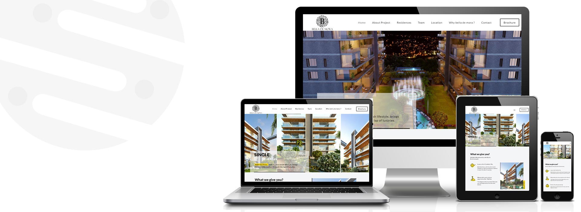 We create beautiful and functional WEBSITES